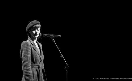 Anne Weber I Eröffnung Literaturfest 2013