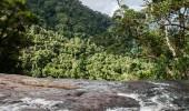 Madagaskar I Wasserfall beim Camp Mantella