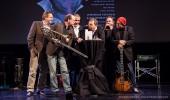 Ottfried Fischer und Band I Eröffnung Literaturfest 2013