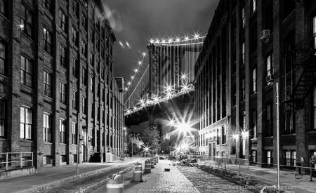 New York I Brooklyn Bridge View