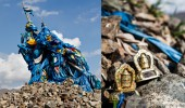 Mongolei I Terelj I Stupa