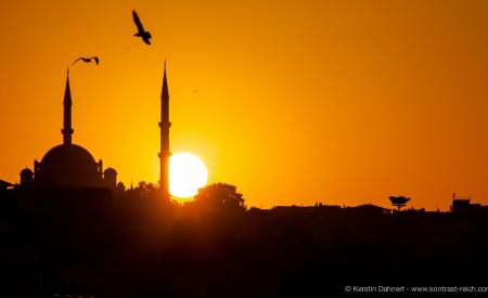 Istanbul I Blaue Moschee