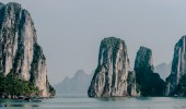 Vietnam I Ha Long Bucht