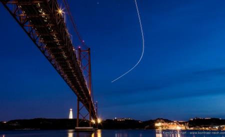 Lissabon I Brücke des 25. April über den Tejo