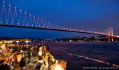 Istanbul I Bosporus-Brücke