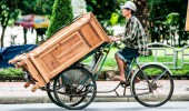 Vietnam I Hue I Möbeltransport