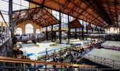 Budapest I Nagy Vásárcsarnok I Große Markthalle