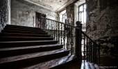 Budapest I Treppenaufgang Wohnhaus